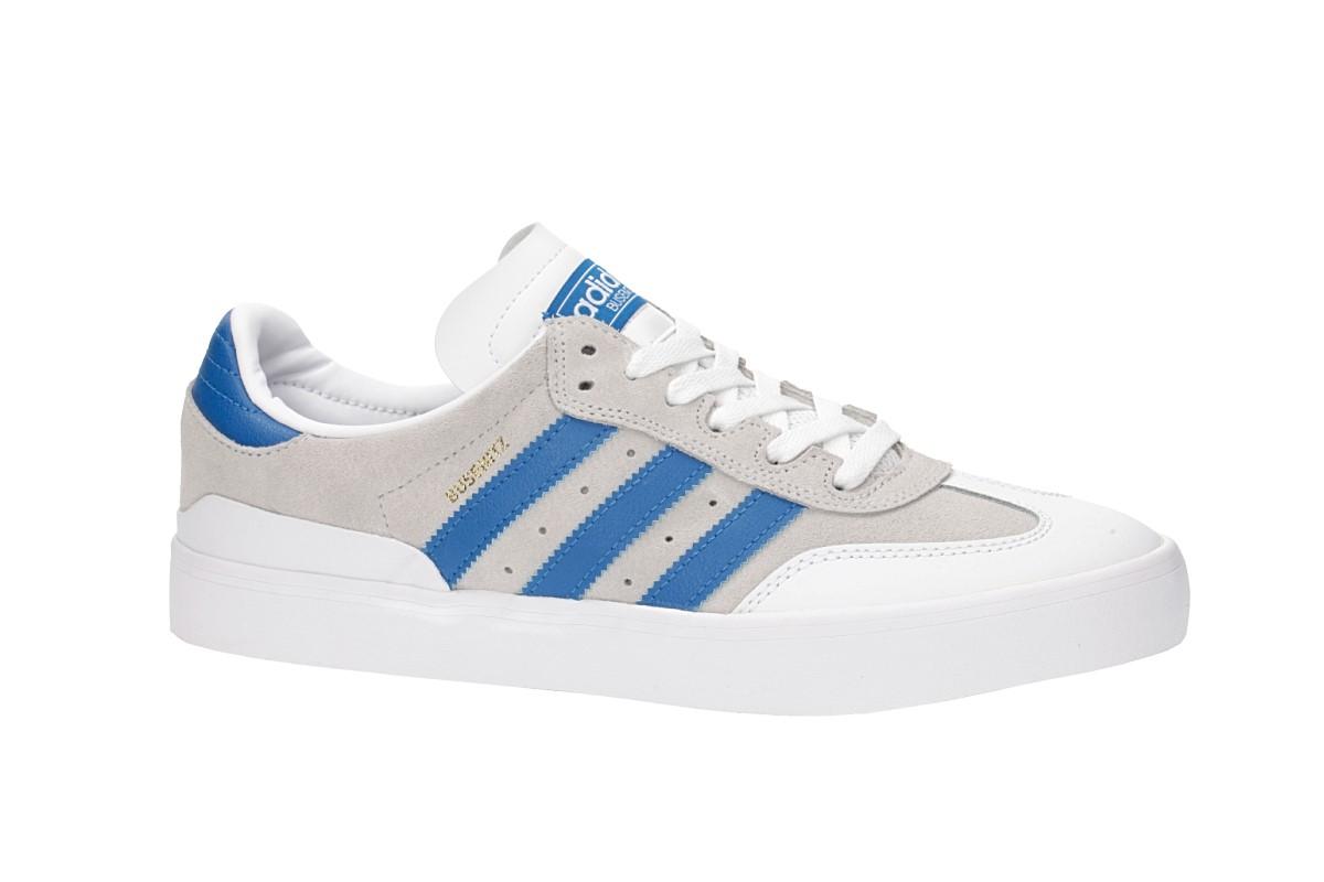 adidas Skateboarding Busenitz Vulc RX Schuh (white bluebird white)