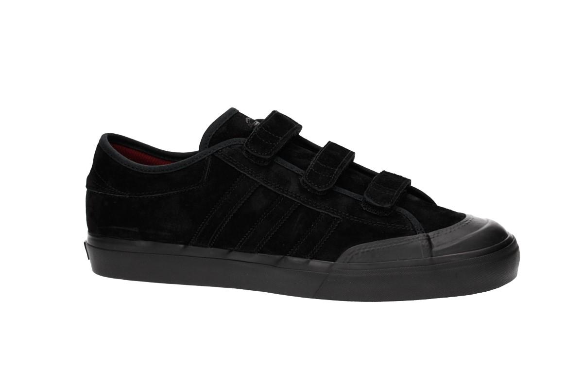 adidas Skateboarding Matchcourt CF Schuh (core black core black core black)