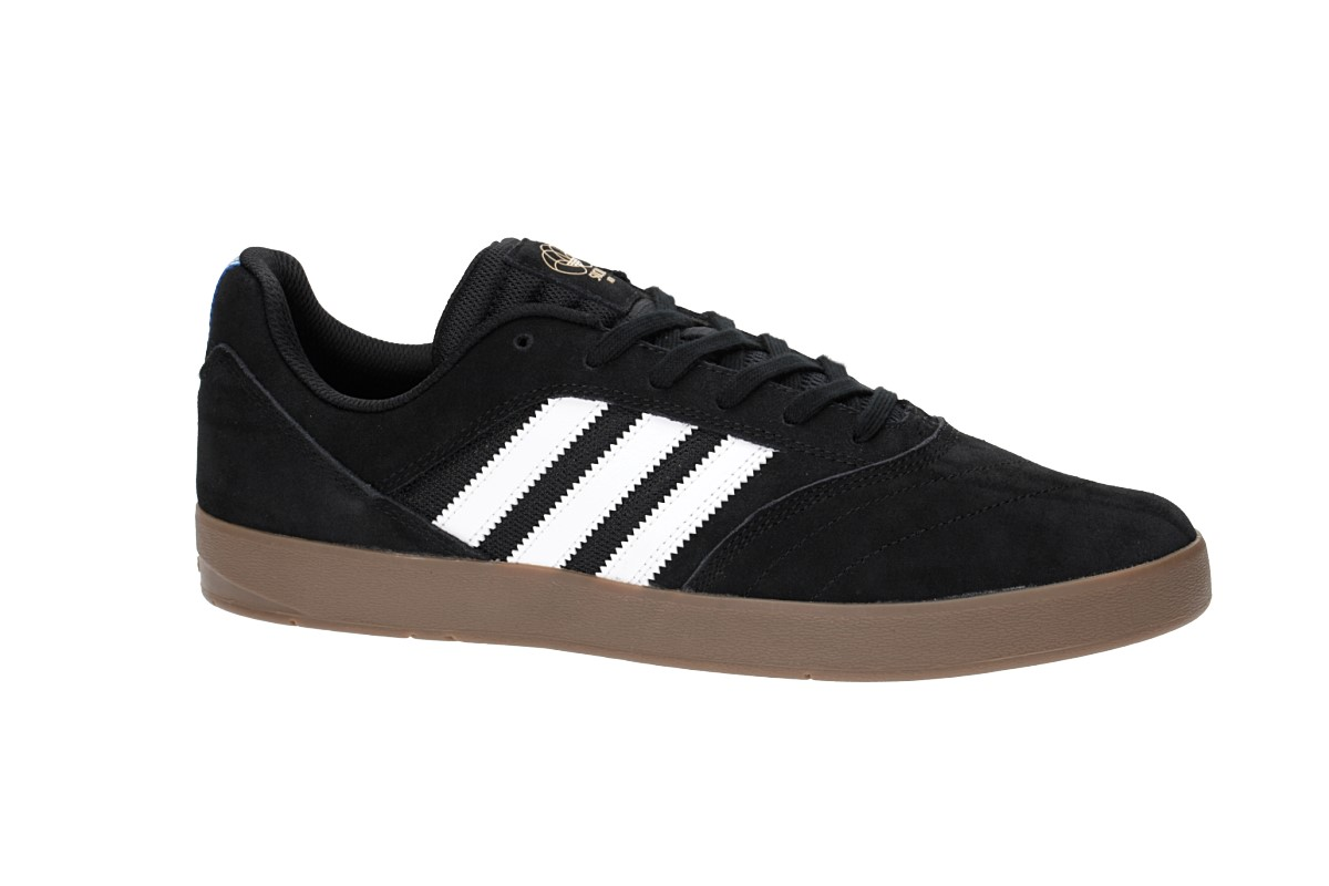 adidas Skateboarding Suciu ADV II Shoes (core black white gum) buy ... fe6c36855