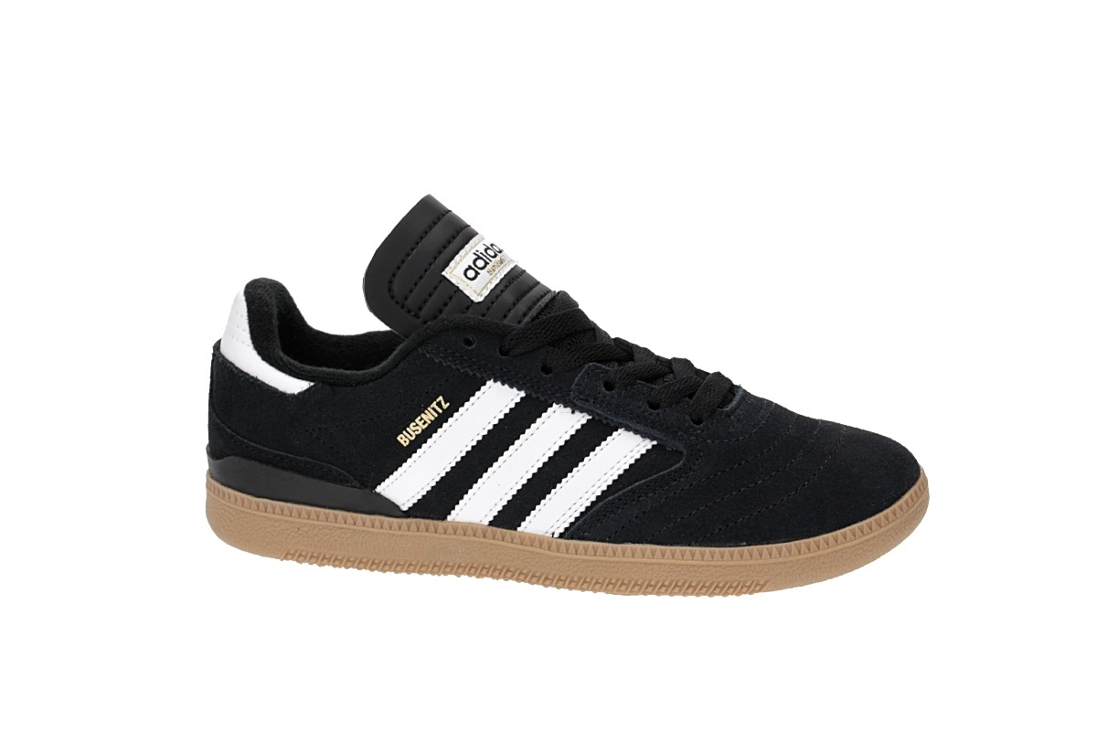 adidas Skateboarding Busenitz Chaussure kids (core black white gold)