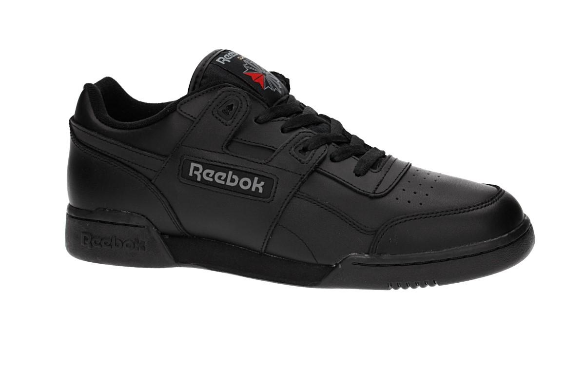 Reebok Workout Plus Schuh (black charcoal)