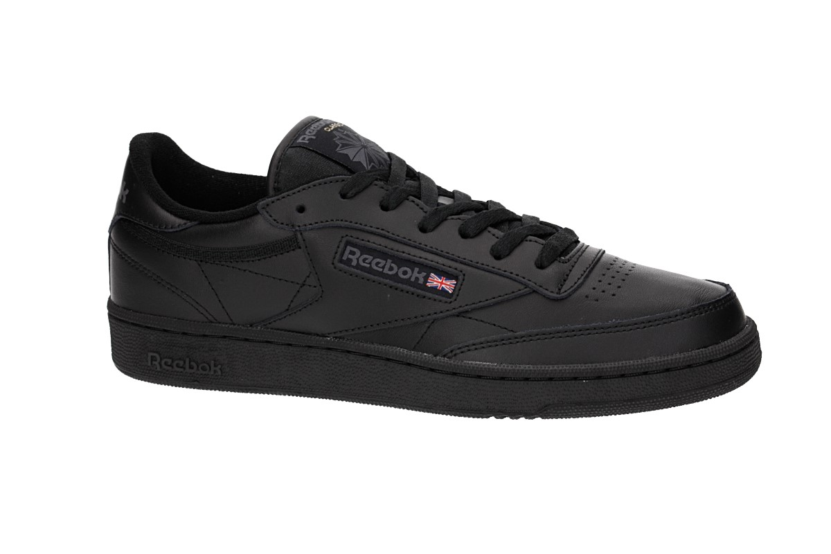 Reebok Club C 85 Shoes (black charcoal)
