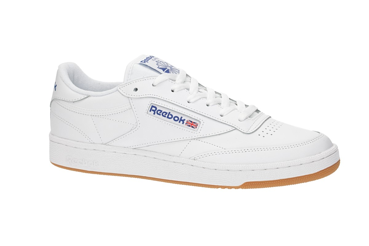 Reebok Club C 85 Chaussure (white royal gum)