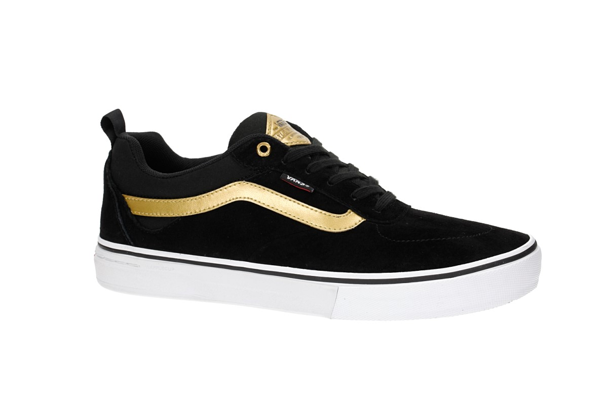 Vans Kyle Walker Pro Shoes (black metall)