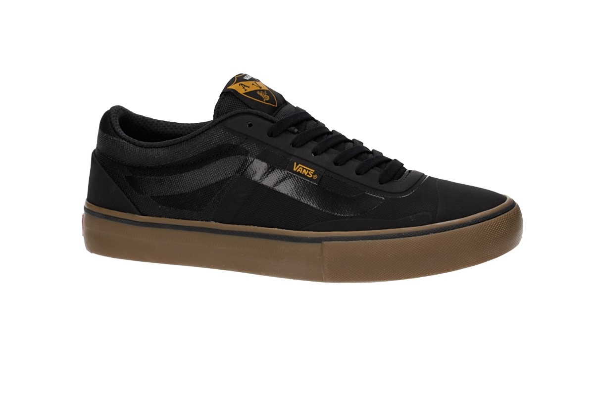 0ab5e414cc Vans AV Rapidweld Pro Shoes (black gum tawny olive) buy at skatedeluxe