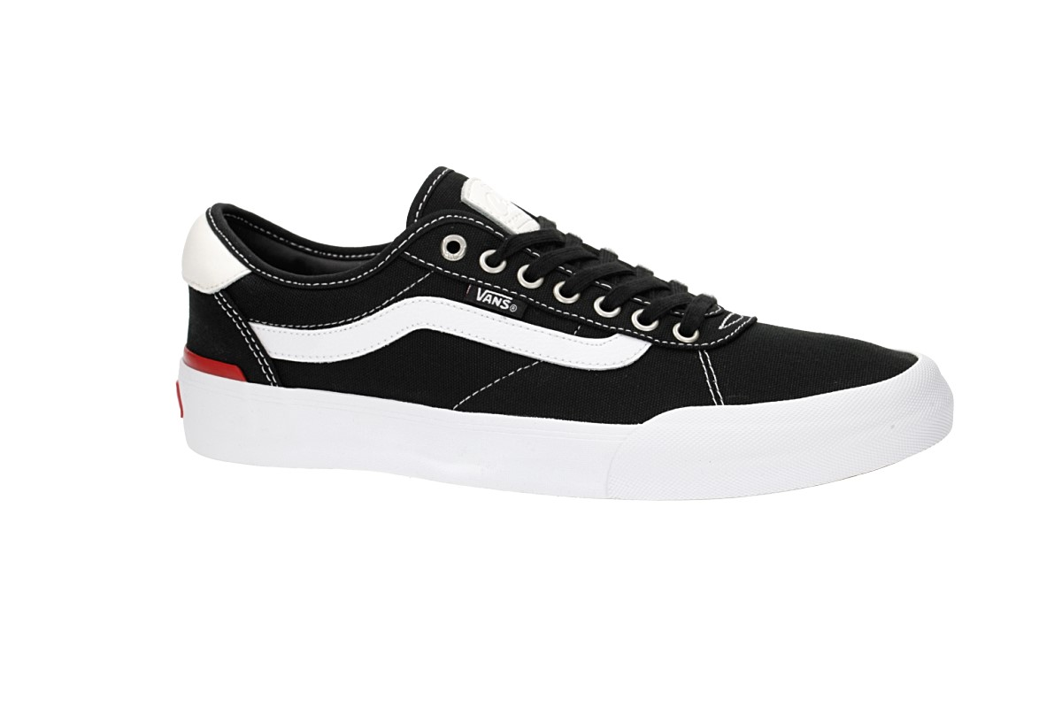 Vans Chima Pro 2 Shoes (canvas black)