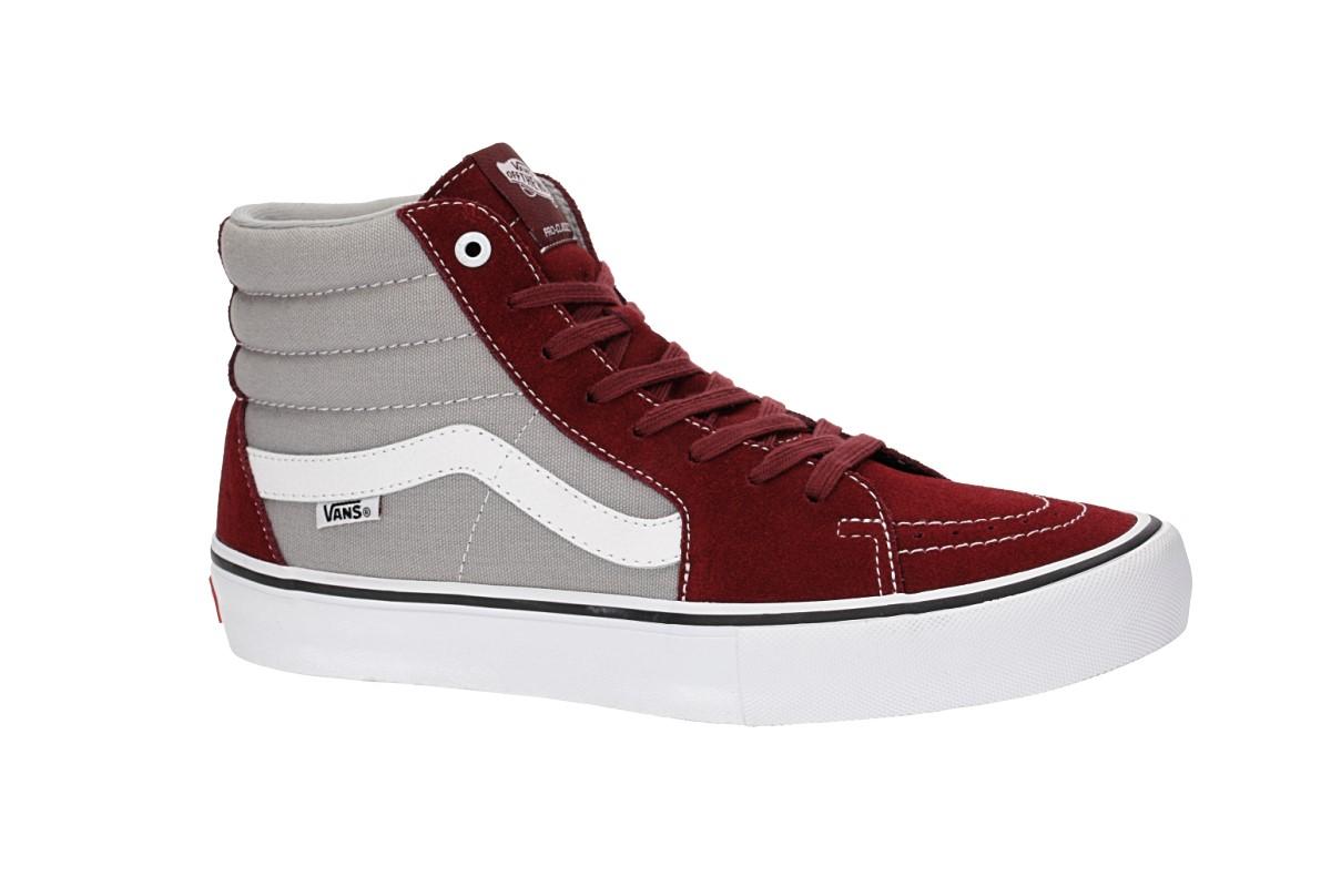 Vans Sk8-Hi Pro Chaussure (cabernet drizzle)