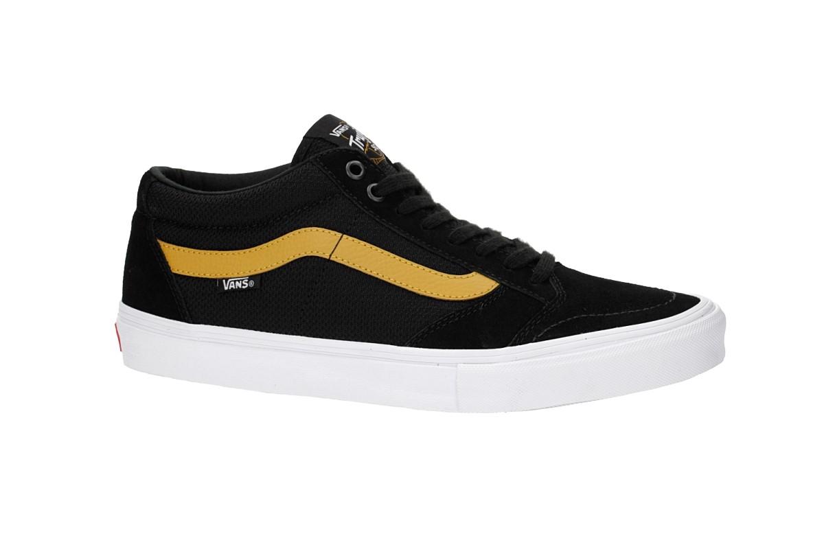 7bf2f38ebb9c Vans TNT SG Chaussure (black tawny) achetez sur skatedeluxe