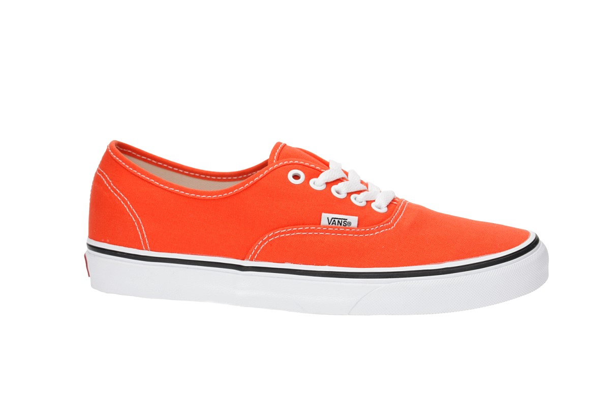 Vans Authentic Zapatilla (flame true white)