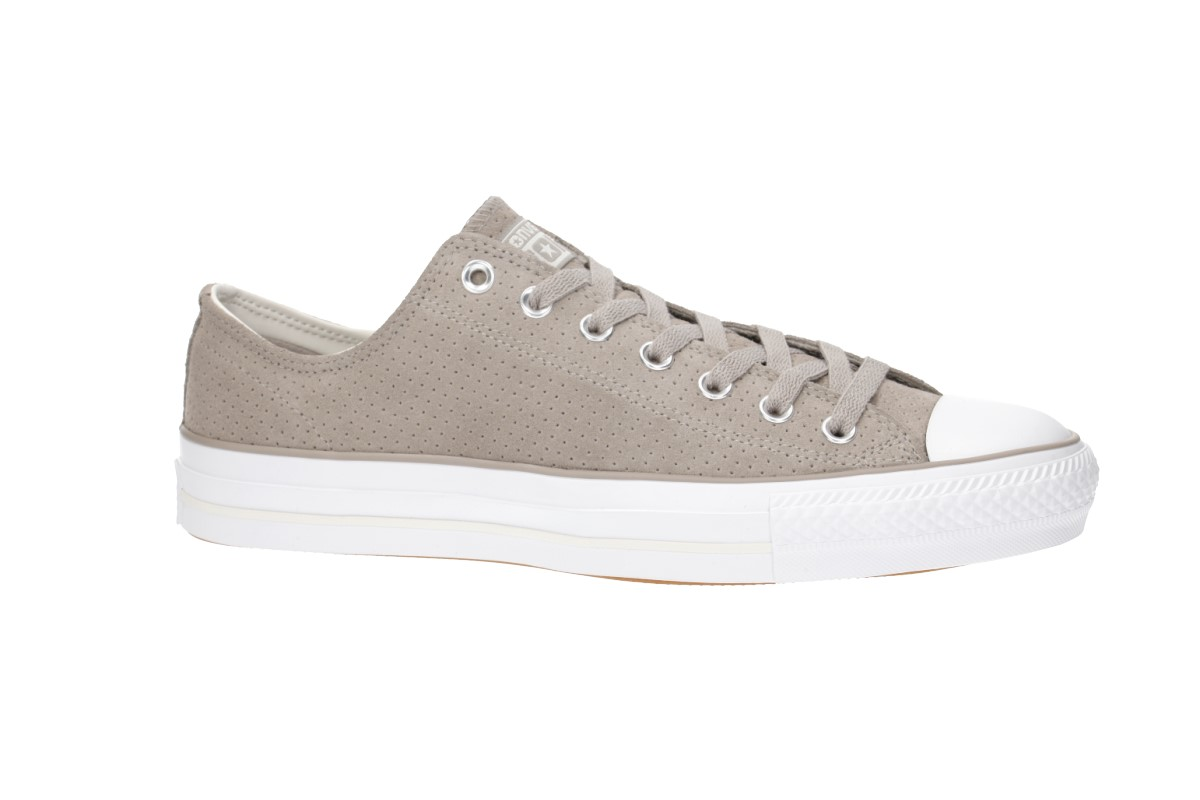 Converse CONS Chuck Taylor All Star Pro Ox Chaussure (malted egret white)