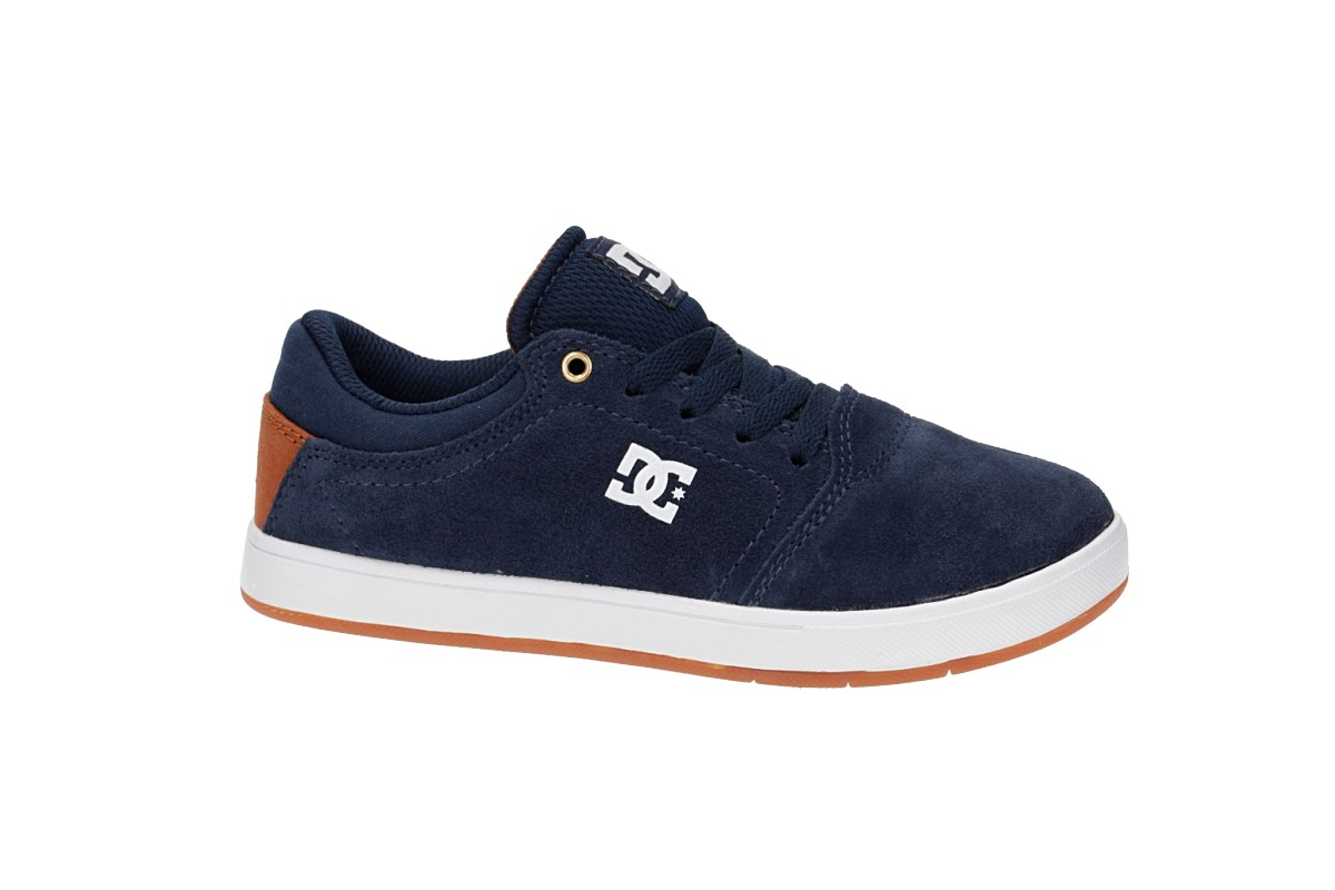DC Crisis Shoes kids (navy white)