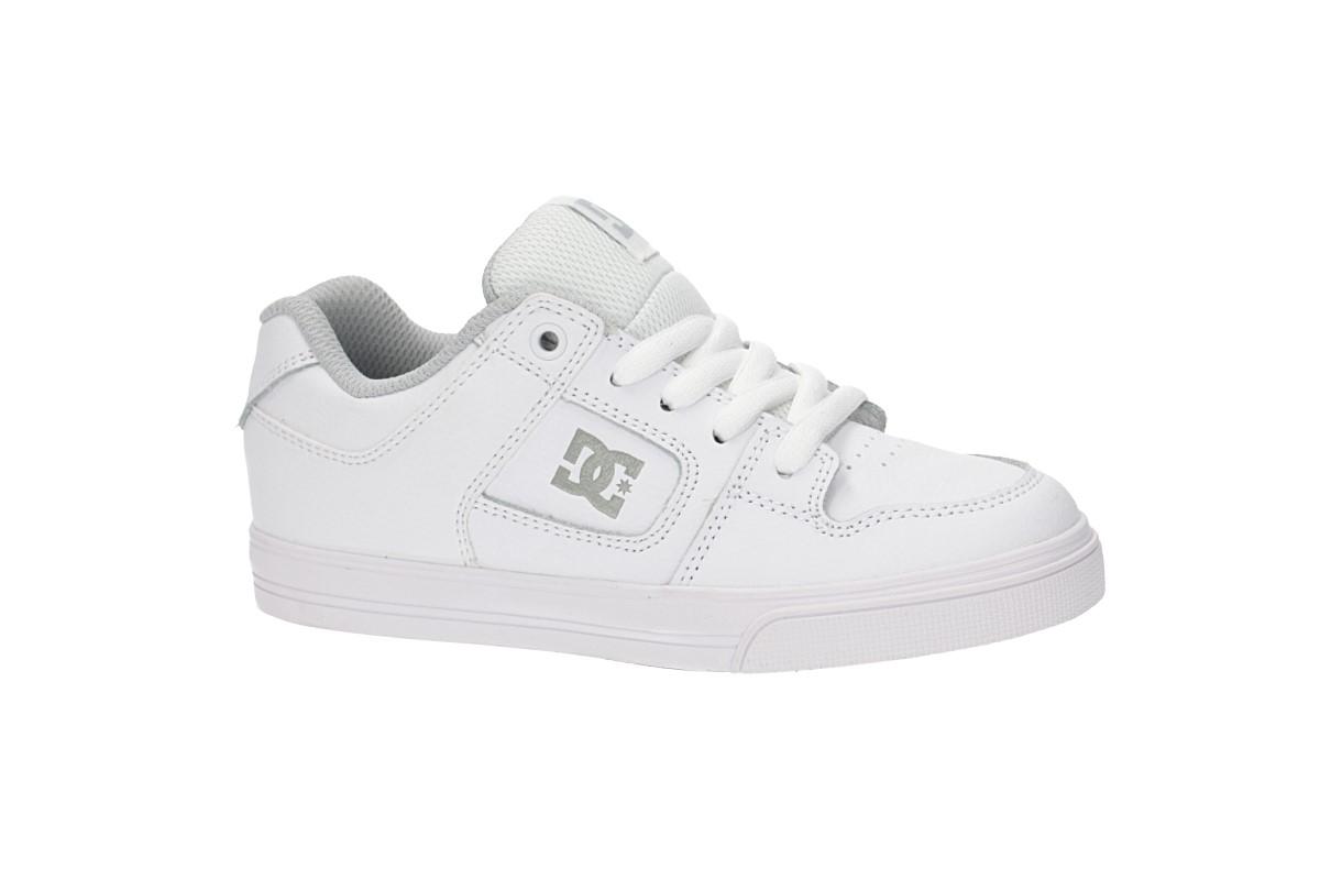 DC Pure Zapatilla kids (white)