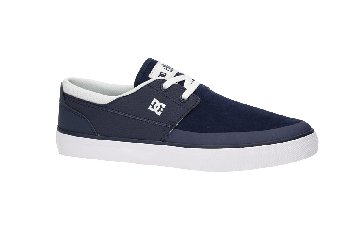 DC Wes Kremer 2 S Shoes (navy white)