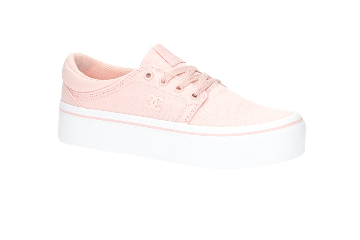 DC Trase Platform TX Shoes women (rose)