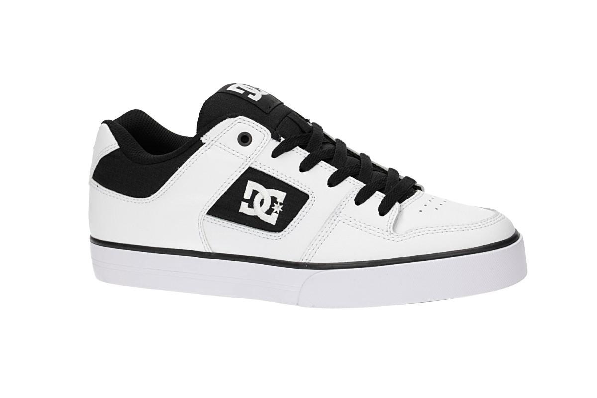 DC Pure Schuh (white black white)