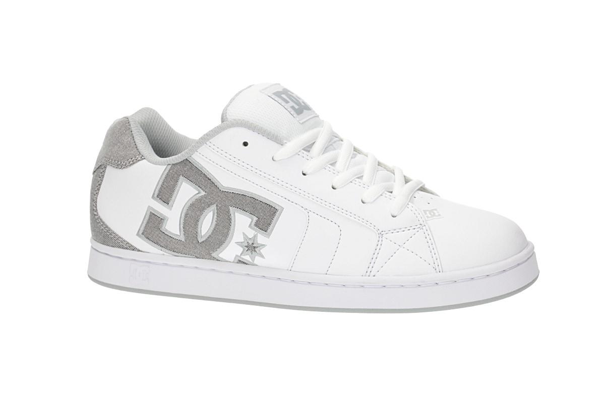DC Net SE Chaussure (white white light grey)
