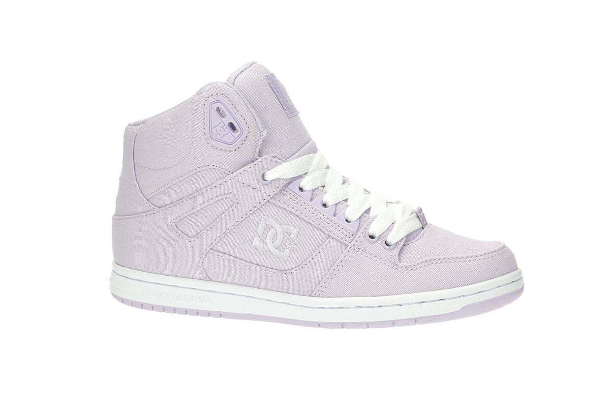 DC Pure High Top TX Schoen women (lilac)