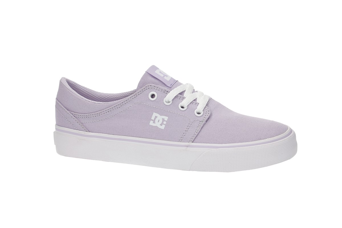 DC Trase TX Shoes women (lilac 2)