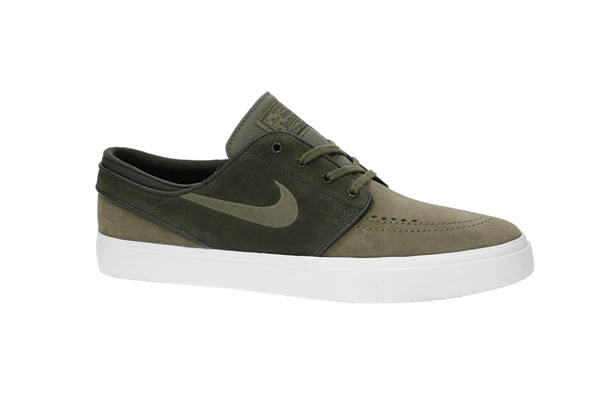 Nike SB Zoom Stefan Janoski Chaussure (sequoia medium olive)