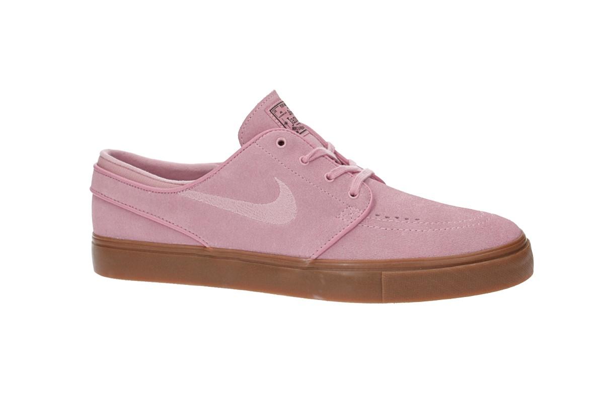 Nike SB Zoom Stefan Janoski Chaussure (elemental pink gum)