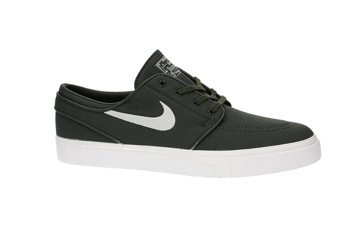 6dc2e4f6b85a Nike SB Zoom Stefan Janoski Canvas Shoes (sequoia light bone summit white)