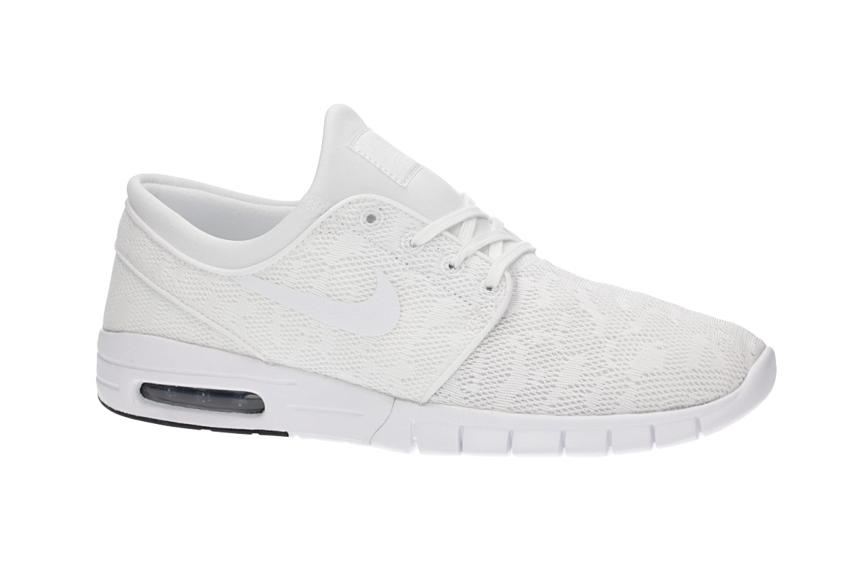 192842f10269 Nike SB Stefan Janoski Max Shoes (white white obsidian) buy at ...