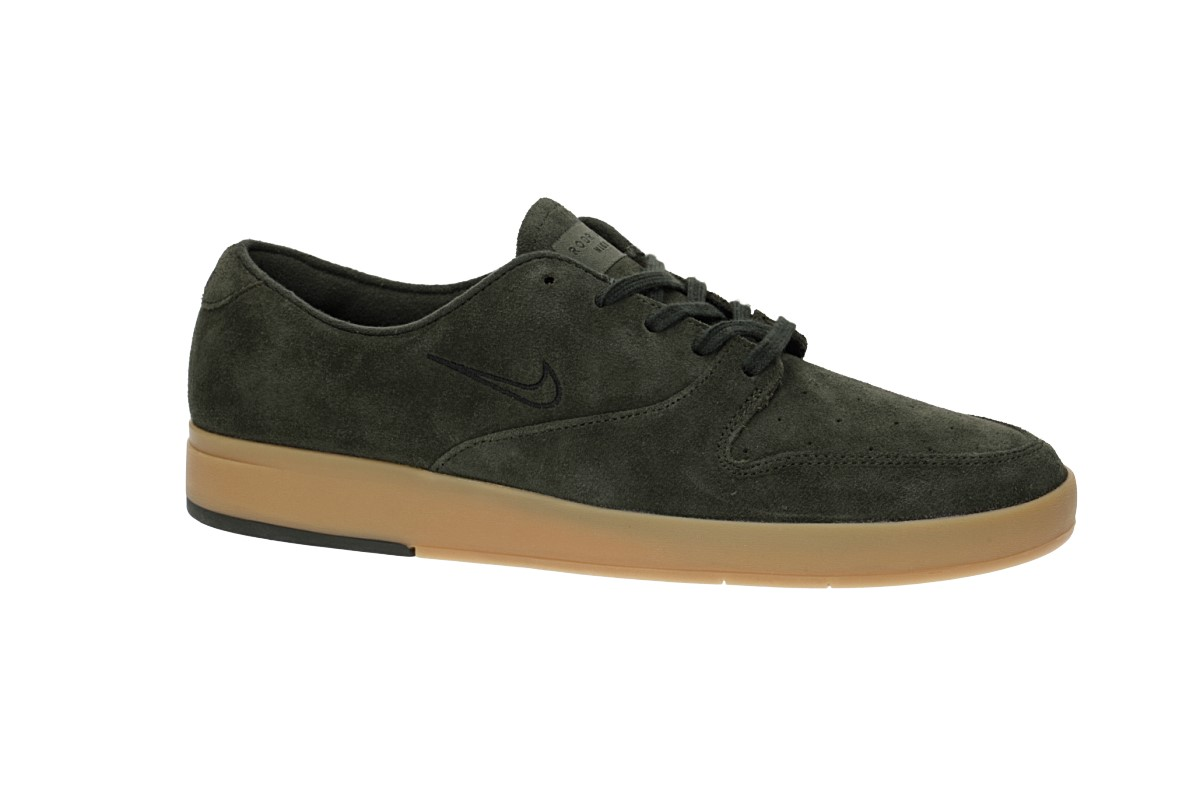 9e7af4db4e77 Nike SB Zoom P-Rod X Shoes (sequoia black) buy at skatedeluxe