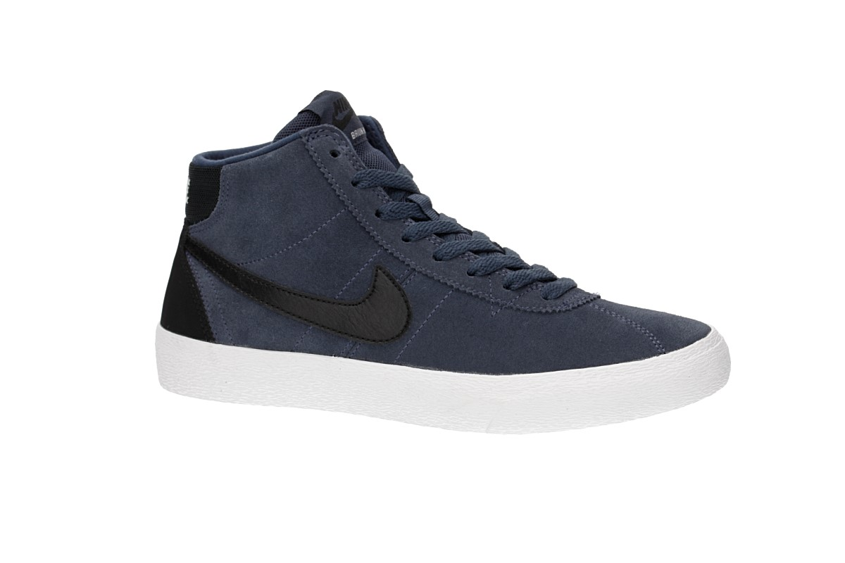547ca57f4b8bb7 Nike SB Bruin High Shoes women (thunder blue black) buy at skatedeluxe