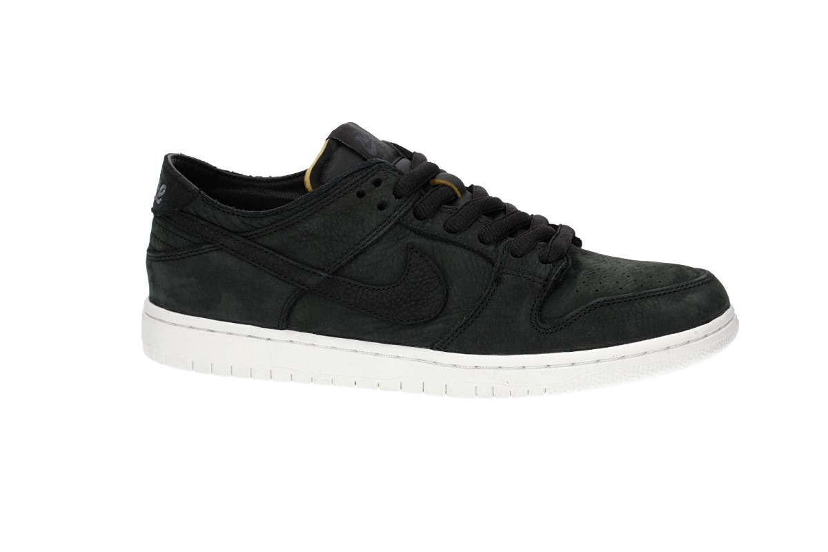 Nike SB Dunk Low Pro Deconstructed Shoes (black summit white anthracite)
