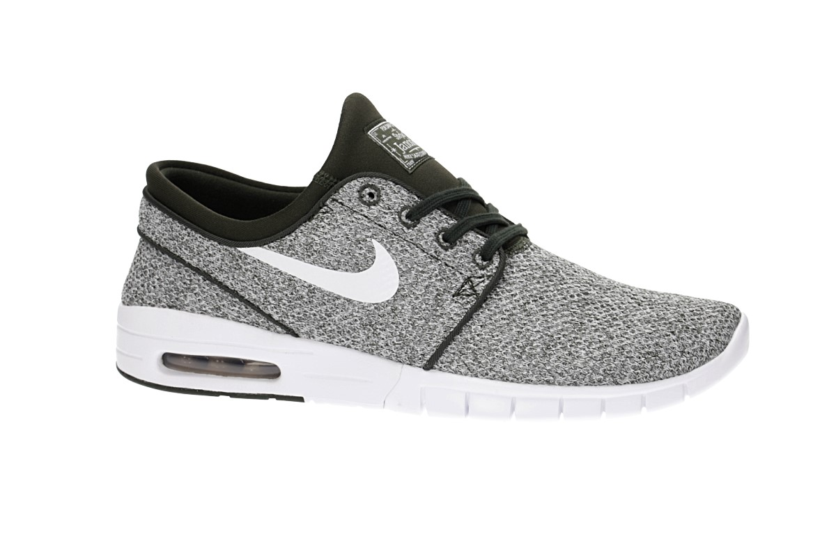 Nike SB Stefan Janoski Max Shoes (sequoia white) buy at skatedeluxe de56281f7efe