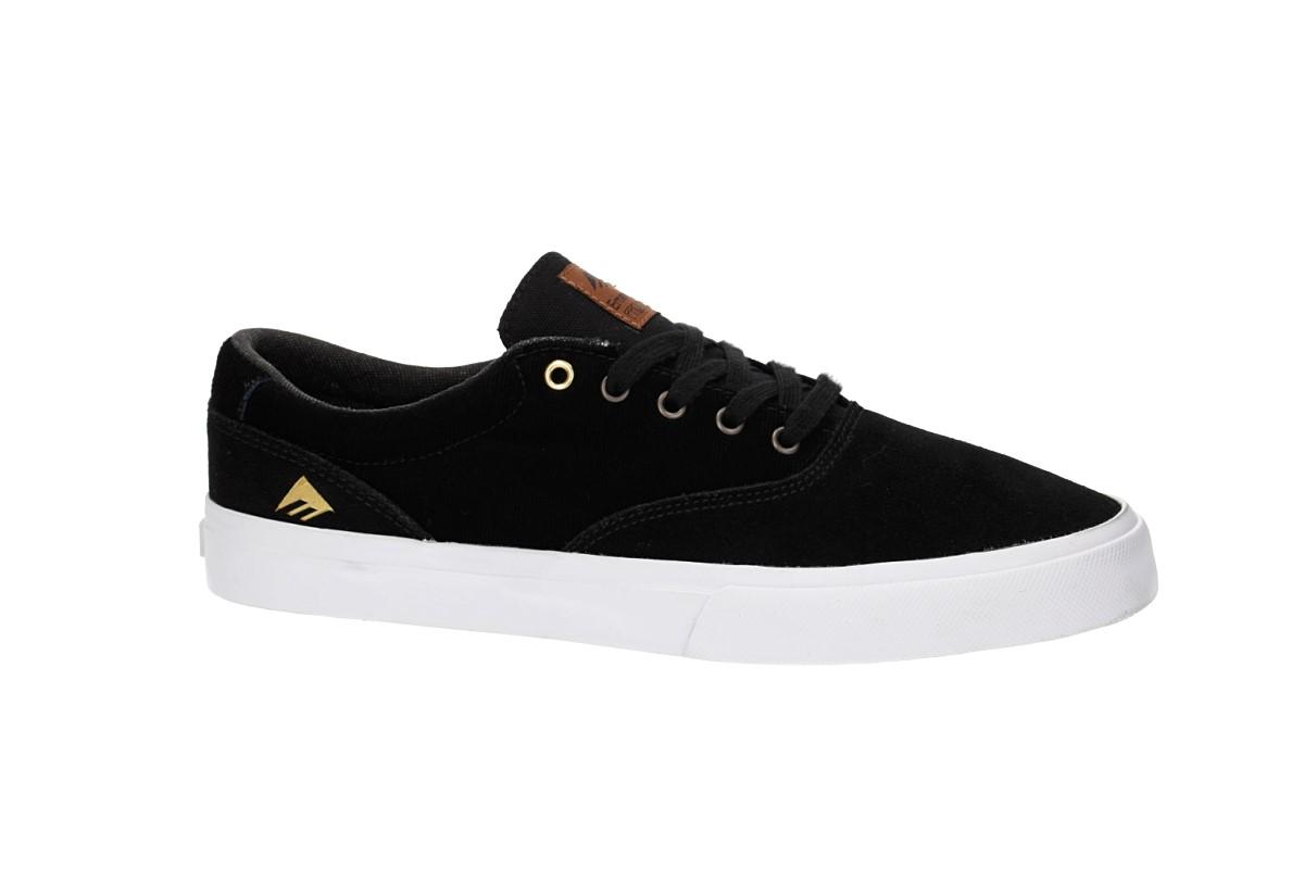 Emerica Provost Slim Vulc Chaussure (black white gum)