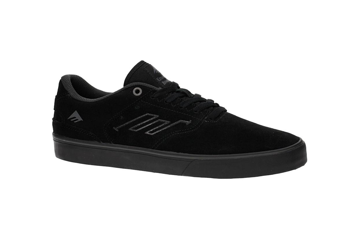Emerica The Reynolds Low Vulc Schuh (black black grey)