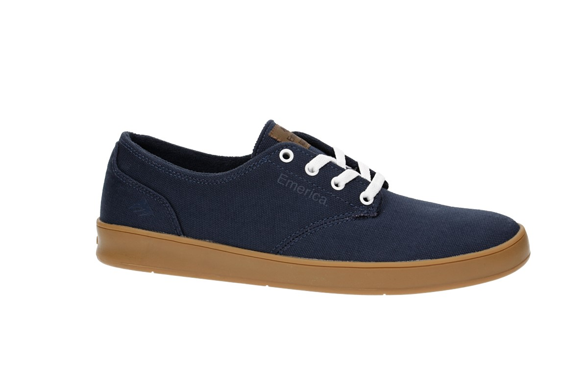 Emerica The Romero Laced Chaussure (navy gum white)