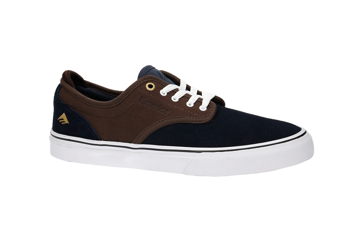 Emerica Wino G6 Schuh (navy brown white)