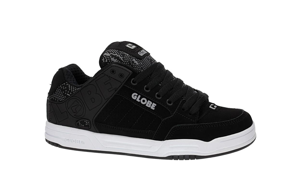 Globe Tilt Shoes (black jacquard)