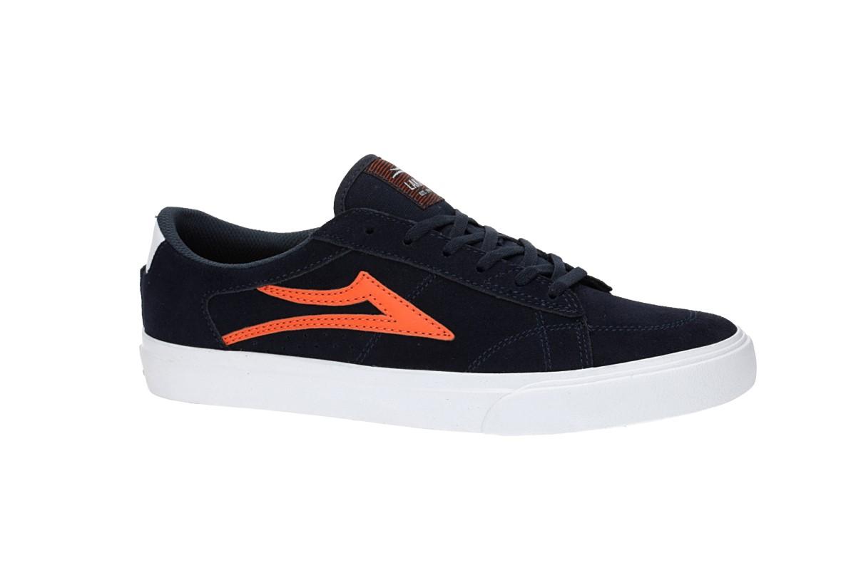 Lakai Ellis Suede Chaussure (blue orange)