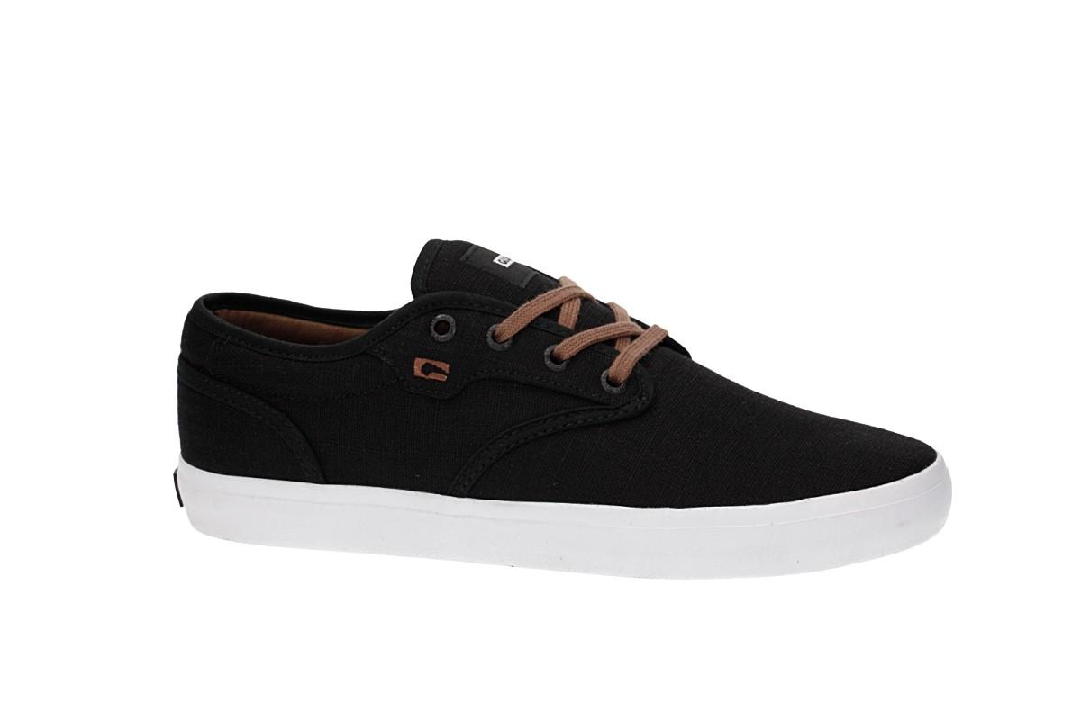 Globe Motley Shoes (black hemp)