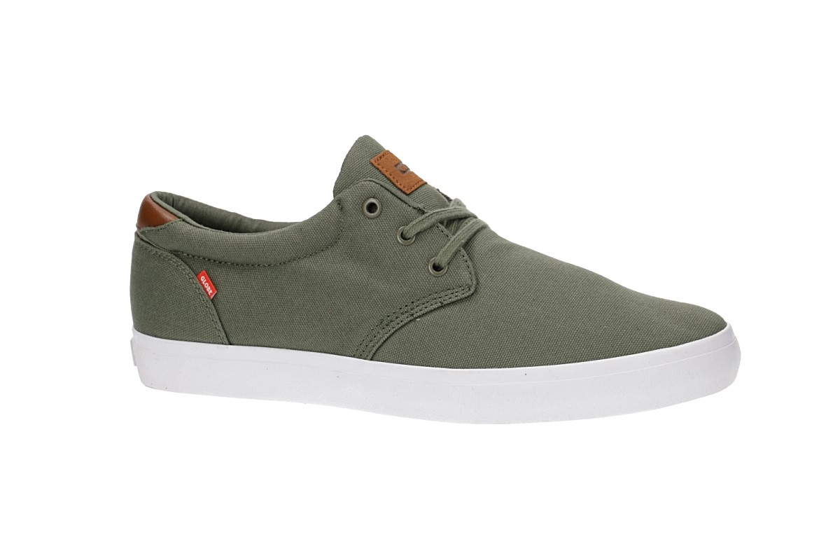 Globe Willow Canvas Schuh (burnt olive)
