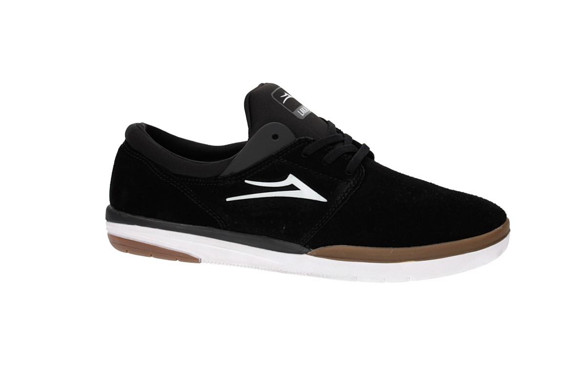 Lakai Fremont Suede Chaussure (black grey)