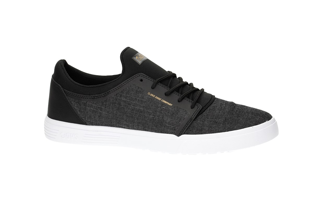 DVS Stratos LT+ Chaussure (black chambray)