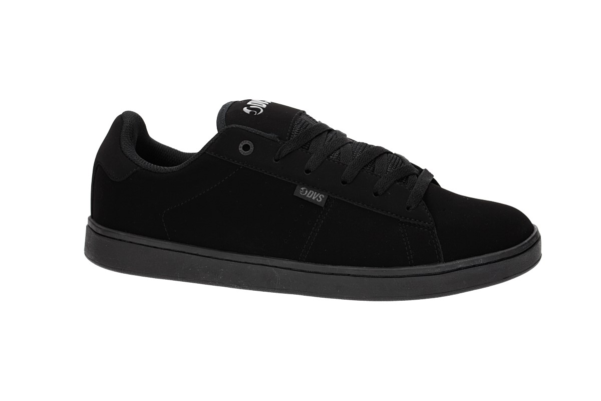 DVS Revival 2 Nubuck Shoes (black black)