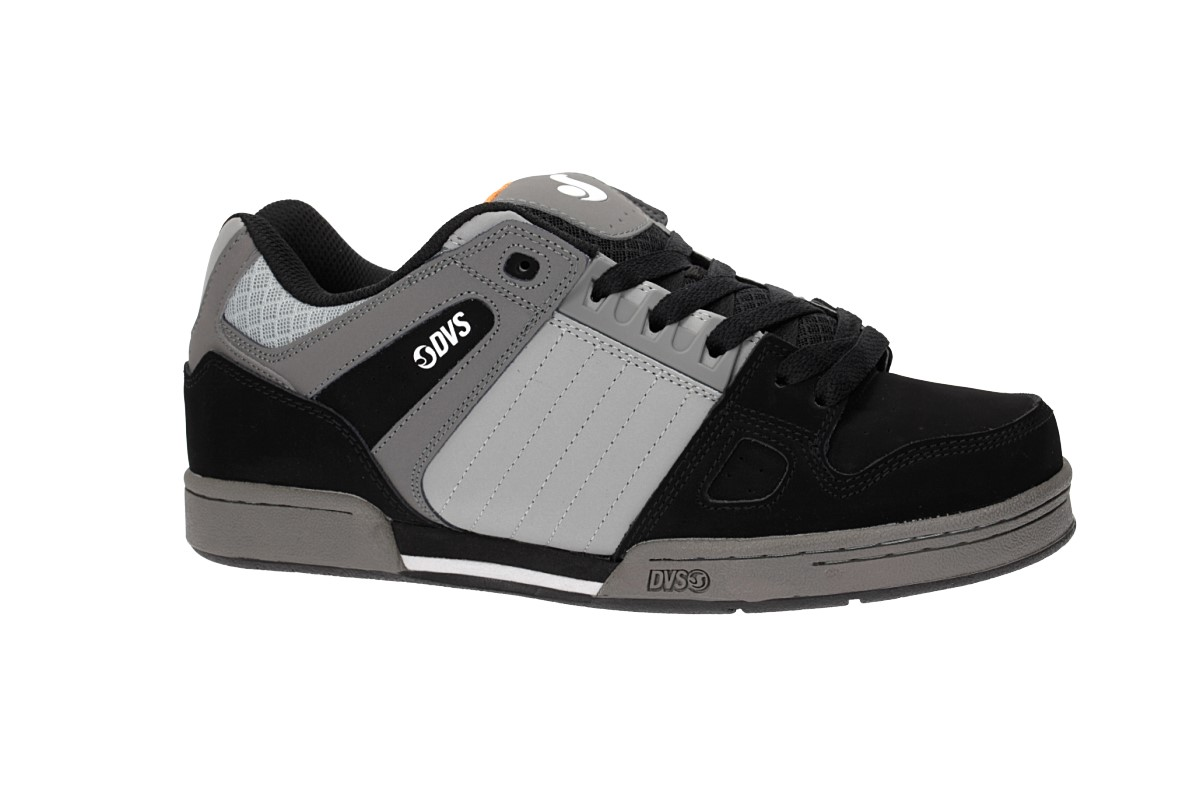 DVS Celsius Shoes (grey black nubuck)