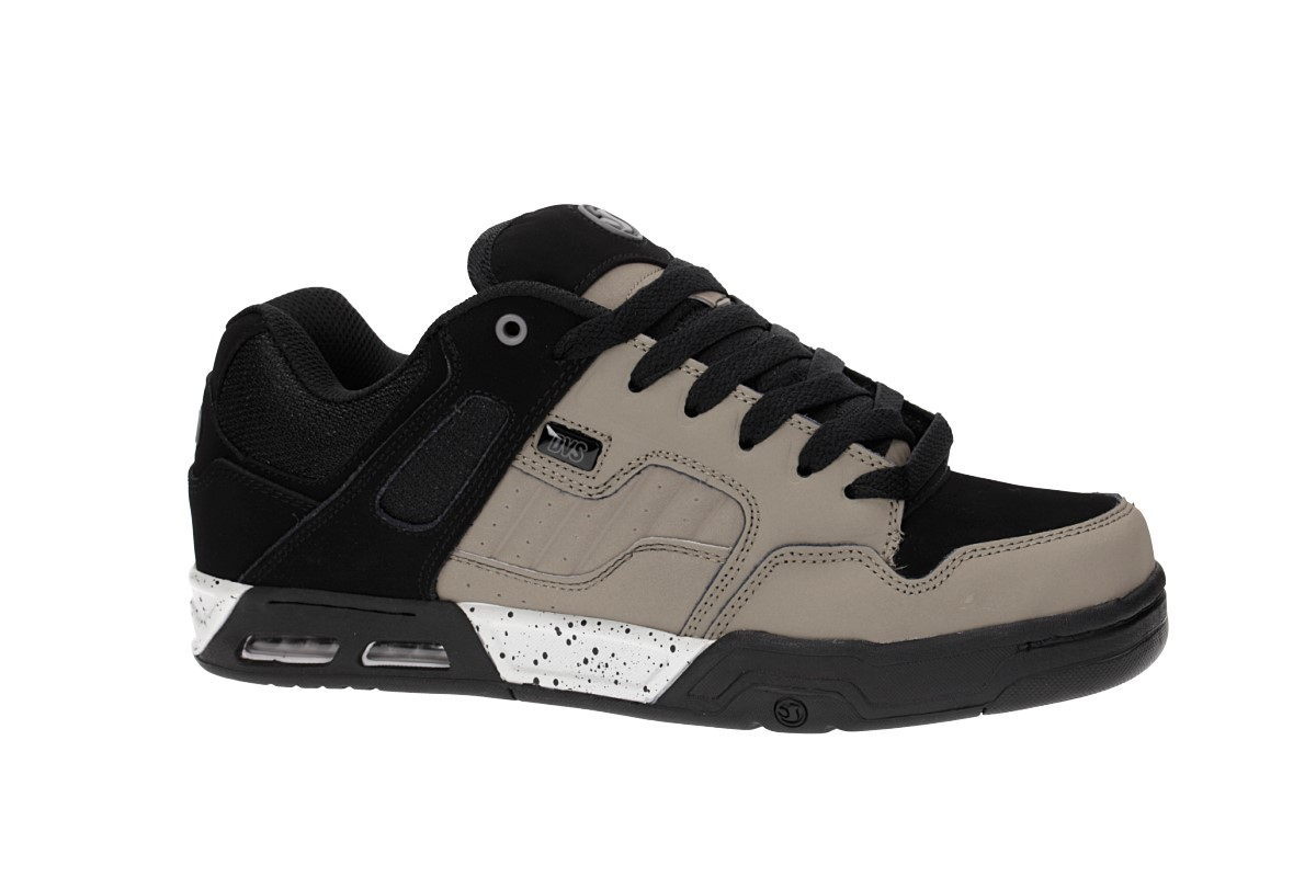 DVS Enduro Heir Leather Shoes (taupe black)