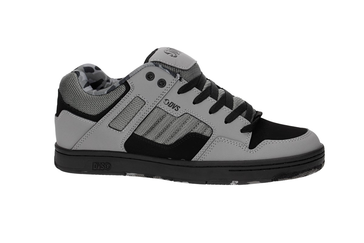 DVS Enduro 125 Nubuck Shoes (grey charcoal)