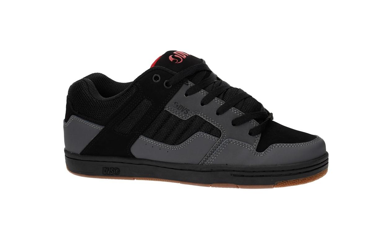 DVS Enduro 125 Nubuck Shoes (charcoal black)