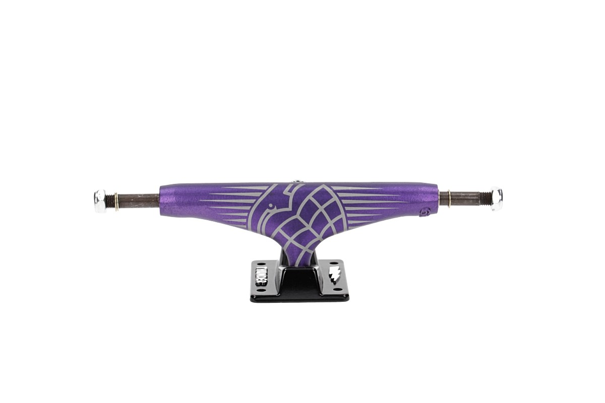 Thunder 149 High Hollow Silver Strike Truck (purple)