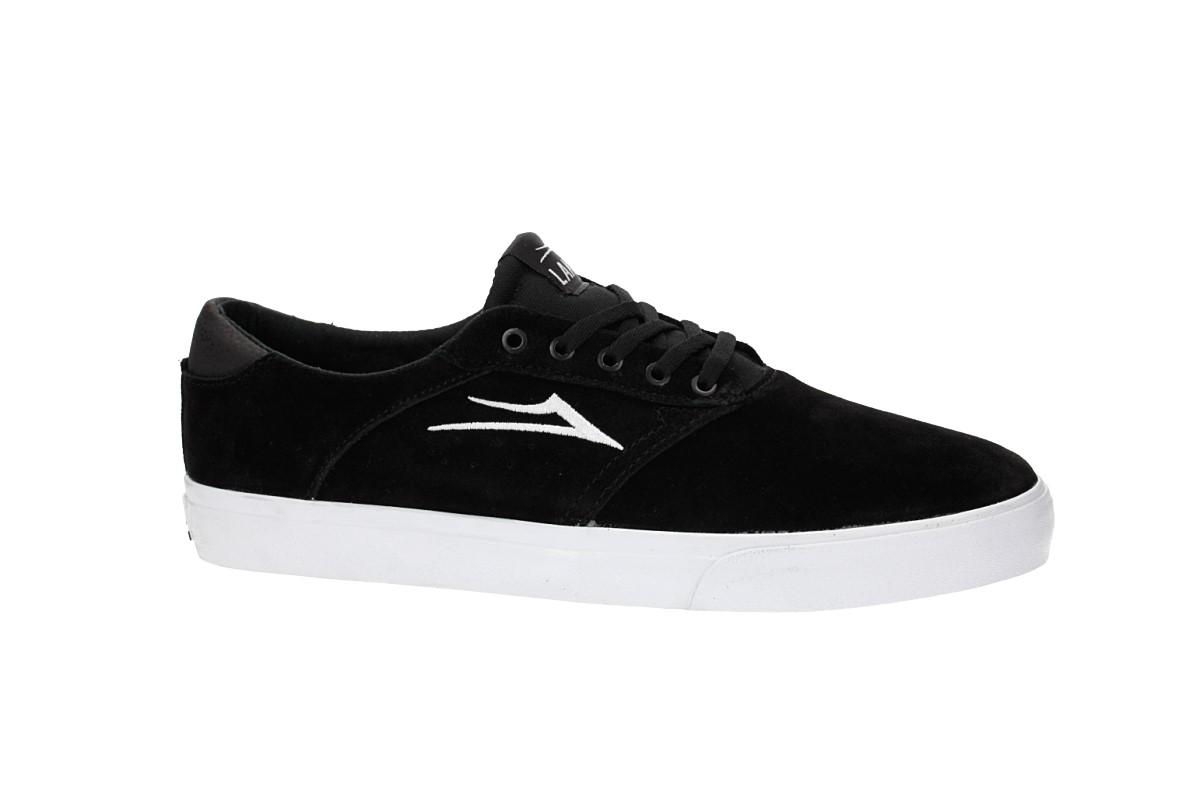 Lakai Porter Suede Chaussure (black white)