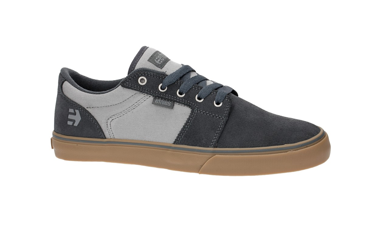Etnies Barge LS Schoen (grey tan)