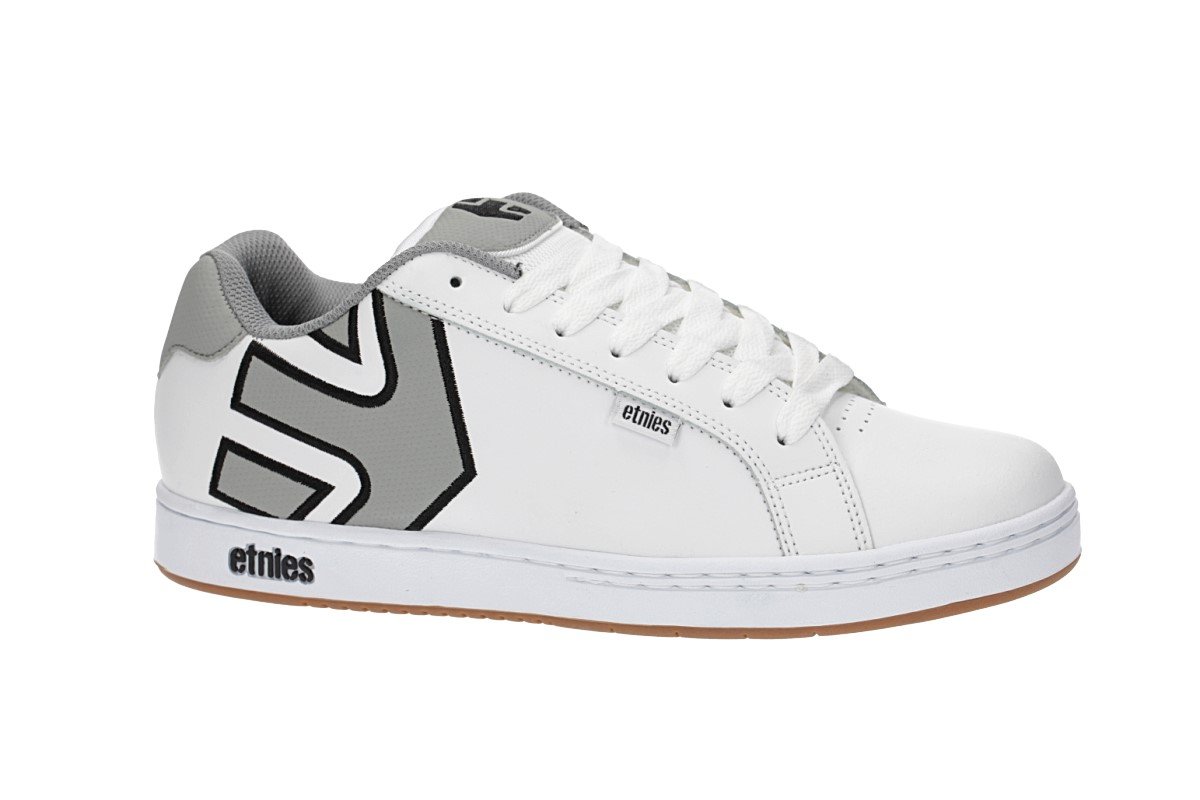 Etnies Fader Shoes (white grey gum)