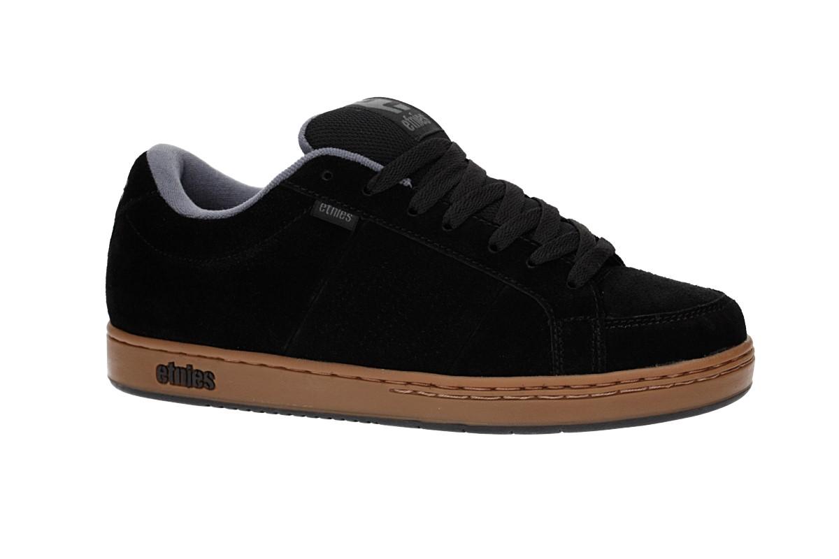 Etnies Kingpin Shoes (black gum dark grey)